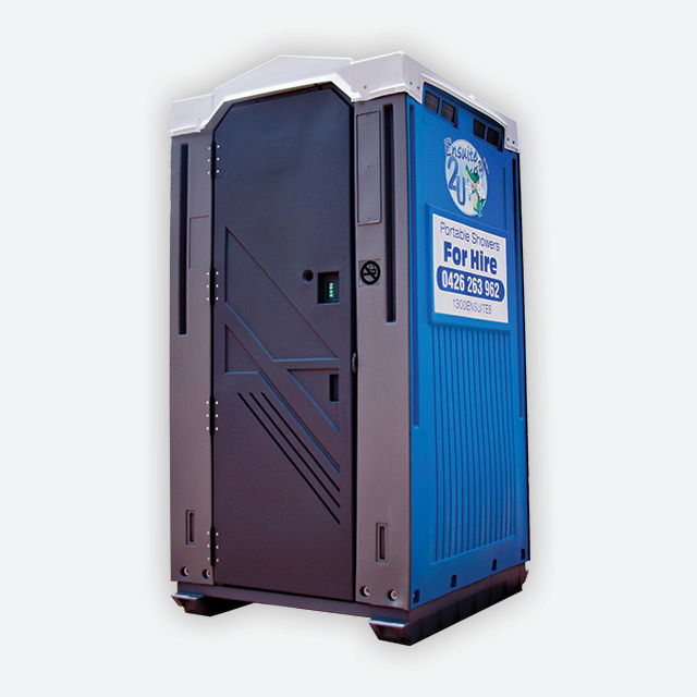 Luxury Portable Bathrooms Showers Toilets Ensuite U - Portable bathroom with shower